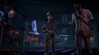 The Walking Dead A New Frontier : Images du jeu