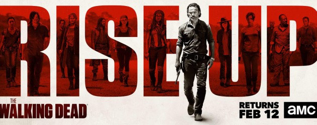 the walking dead key art affiche officielle suite saison 7