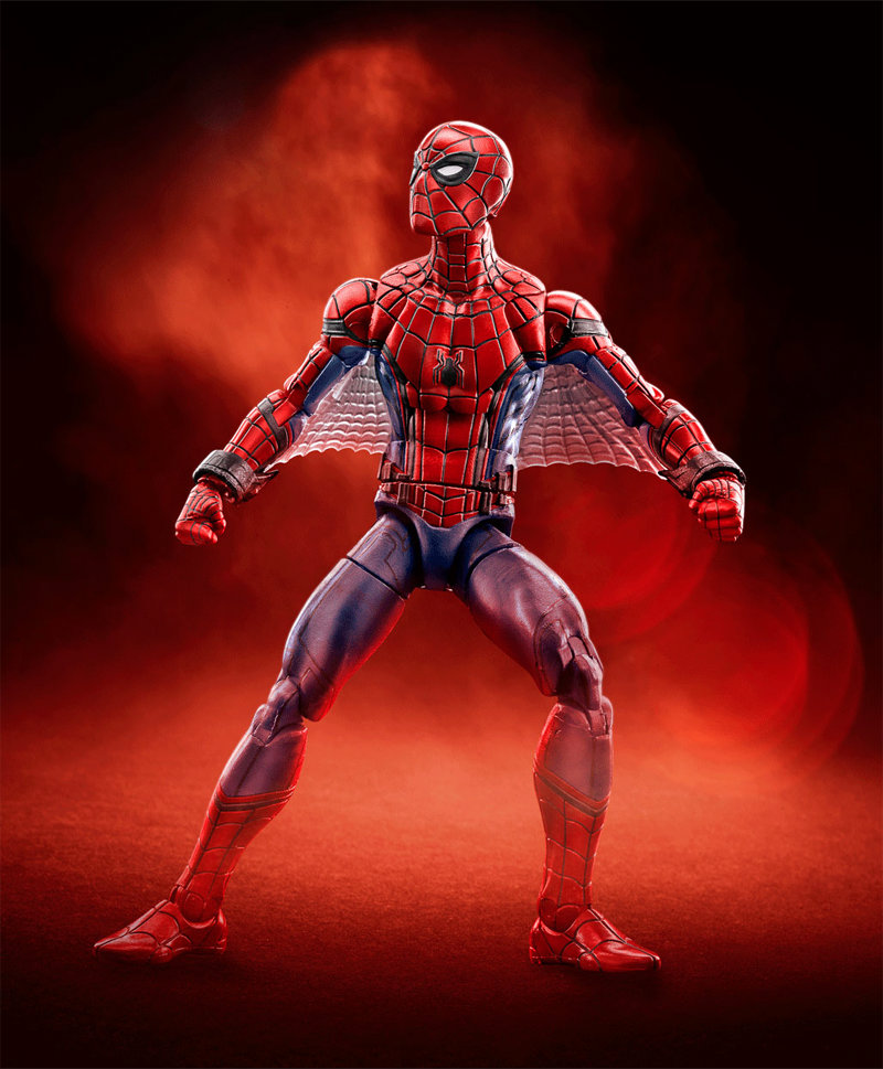 Spider-Man-Homecoming-figurines-spider-man