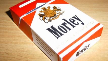 cigarette morley