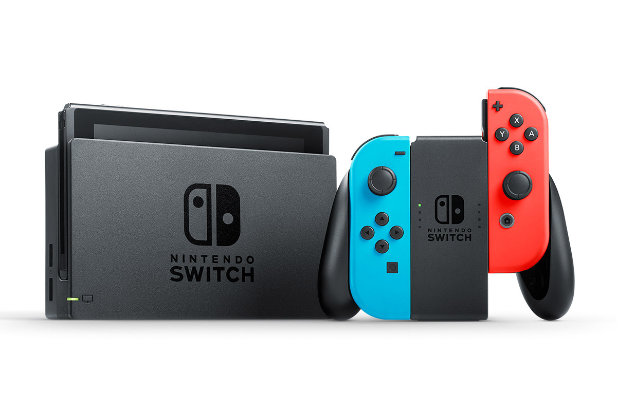 nintendo switch les chiffres de la console en france brain damaged. Black Bedroom Furniture Sets. Home Design Ideas