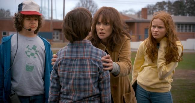 Stranger Things saison 2 - Nouvelles images