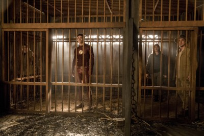 The Flash saison 3 - Attack on Gorilla City - Photos