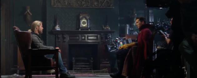 thor et Doctor Strange