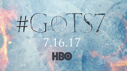 Game of Thrones date et poster