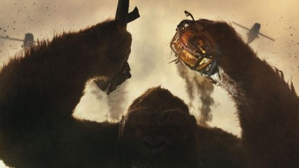 Kong skull island critique brain damaged image une