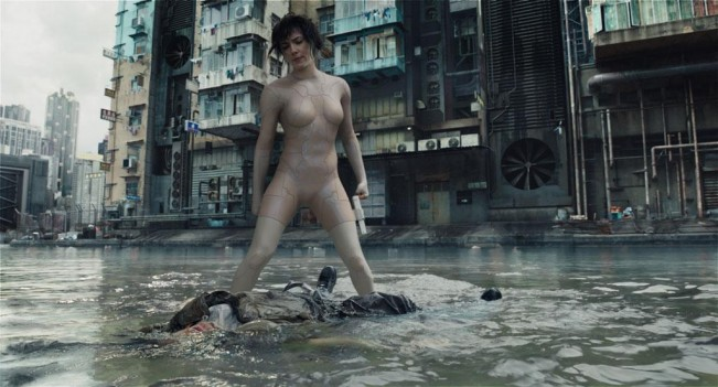 Masamune Shirow  Ghost in the shell Scarlett Johansson critique image 2