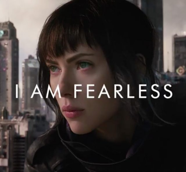 ghostintheshell major fearless