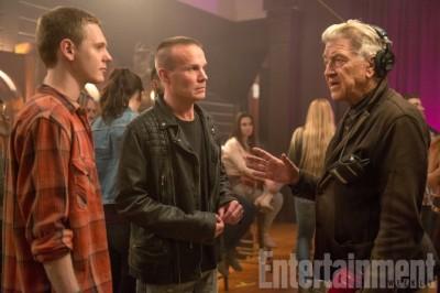 Twin Peaks saison 3 : Premières images