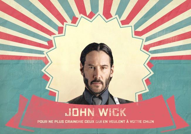 Brain-Présidentielle-affiche-john-week--propa