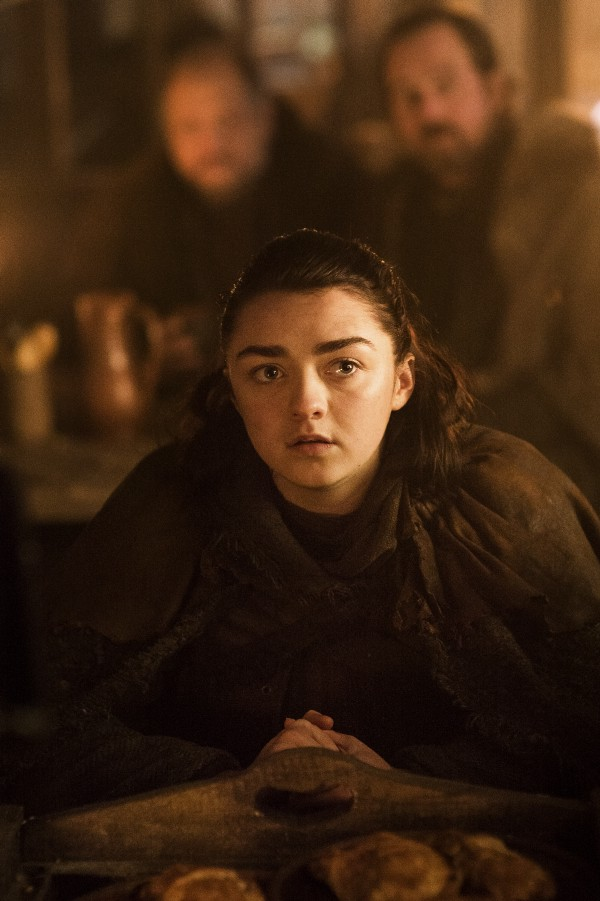 Game of Thrones saison 7  Arya Sans visage