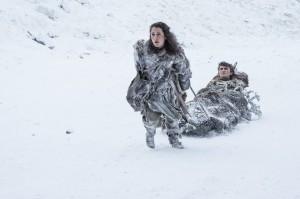Game of Thrones saison 7  Bran Et Meera