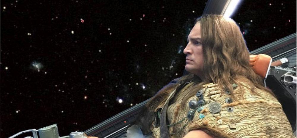 les gardiens de la galaxie 2 image d une sc ne coup e de nathan fillion brain damaged. Black Bedroom Furniture Sets. Home Design Ideas
