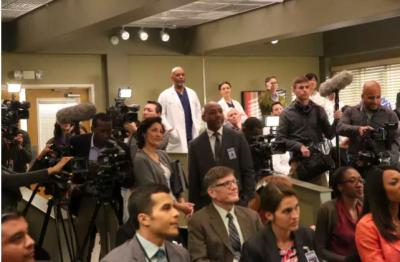 Grey's Anatomy saison 13 - Photos de l'épisode 21