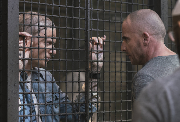prison-break-saison 5 critique