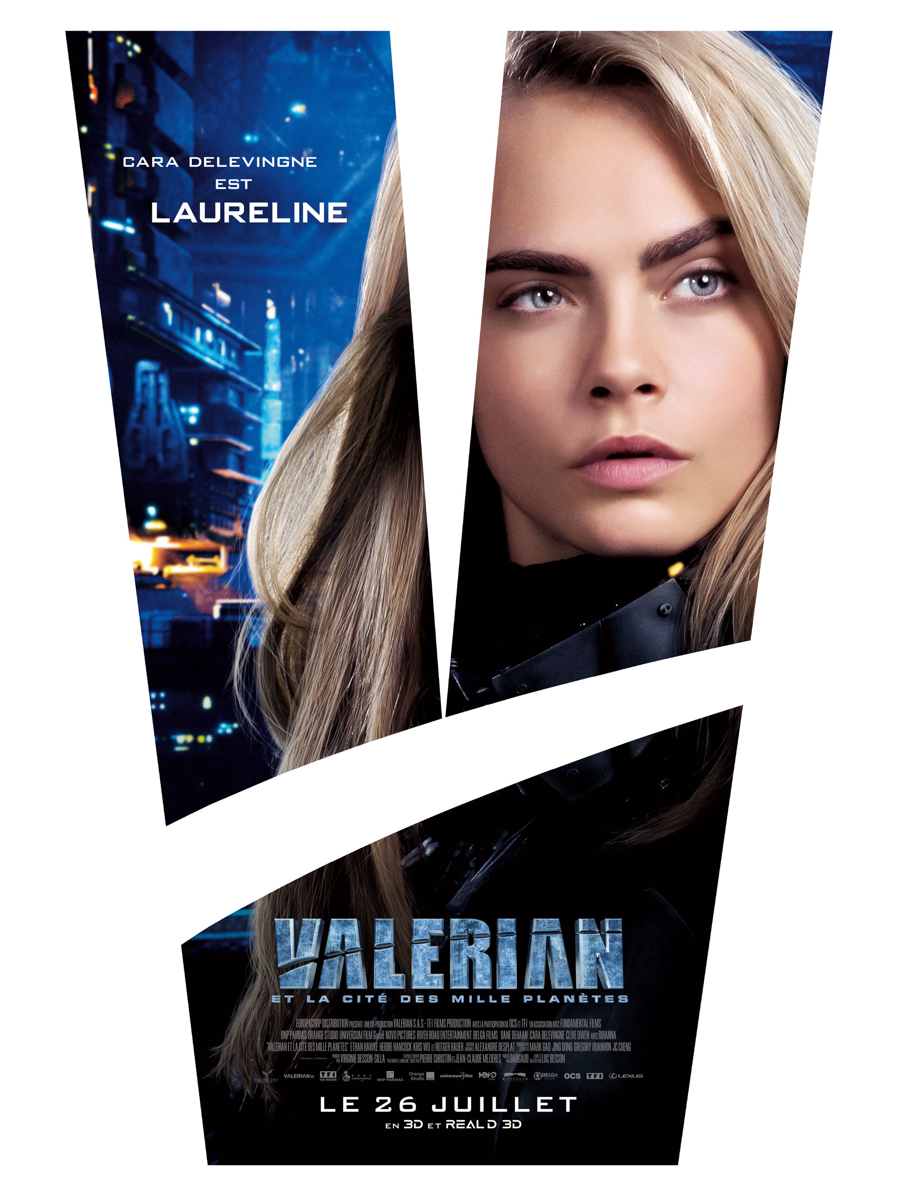 valerian personnage