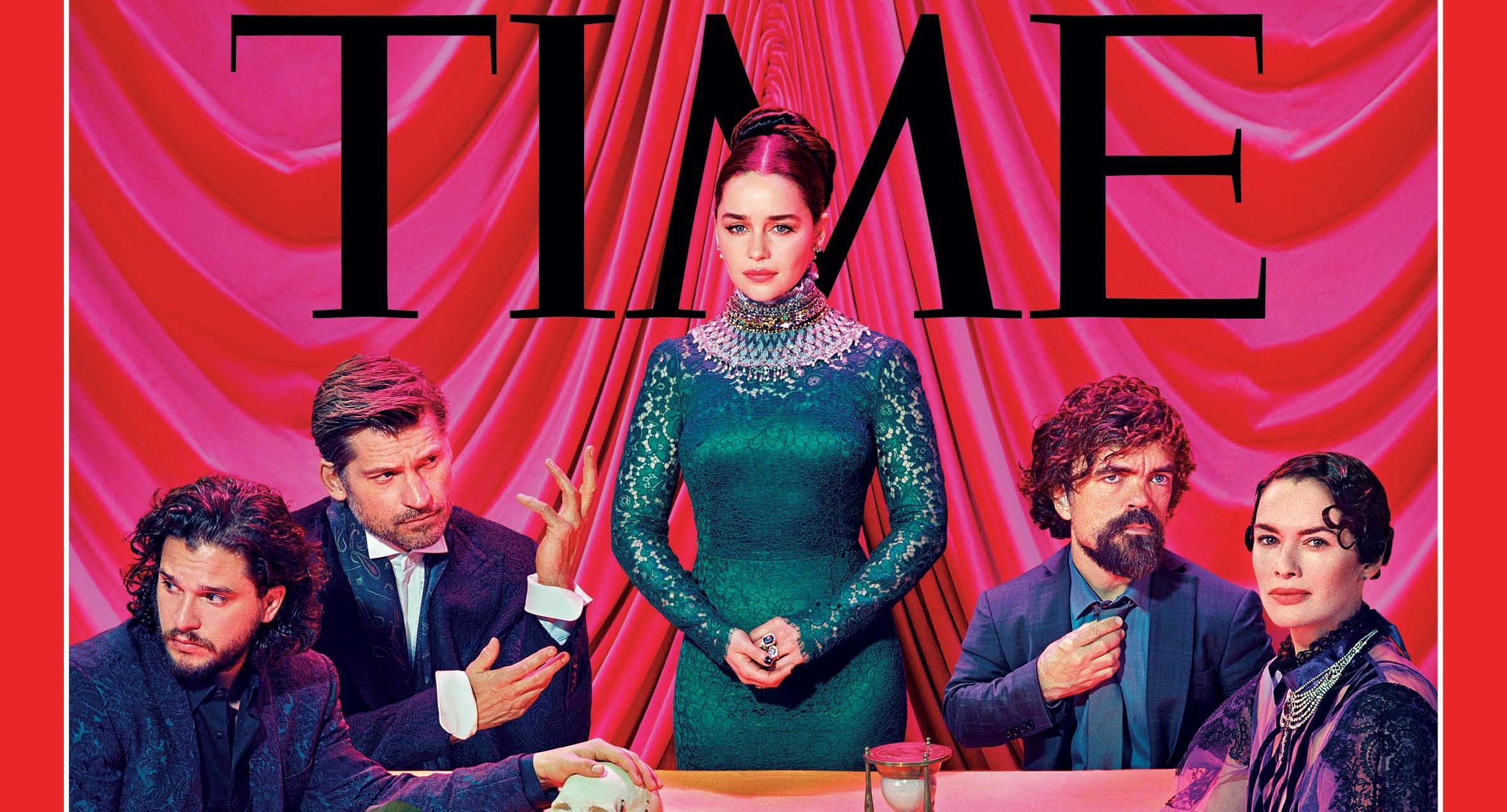 L'Actualité Série TV - Magazine cover