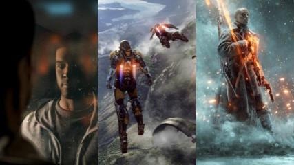 EA E3  2017 trailer - une