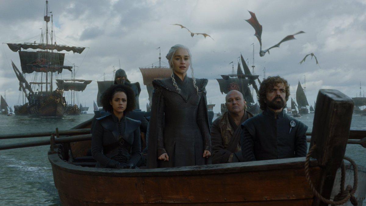 Game of Thrones saison 7 : Nouveau trailer intense et explosif !