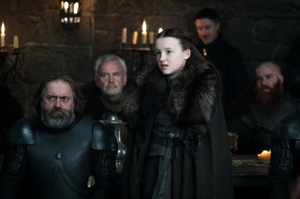 Game of Thrones saison 7: Lyanna Mormont