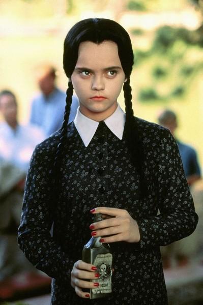 MErcredi Addams - 10 femmes qui doivent avoir un film