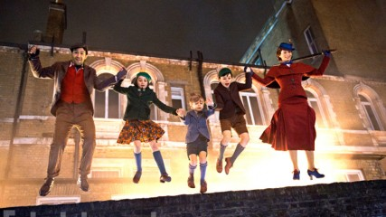 Mary Poppins Returns - Images
