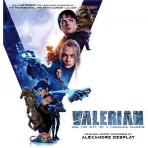 valerian-et-cite-des-mille-planetes - soundtrack