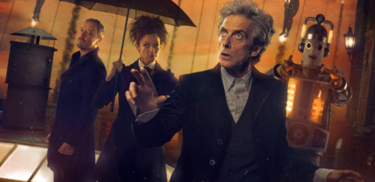 Doctor Who Saison 10 Final D 233 Cevant 224 Coup De Fan