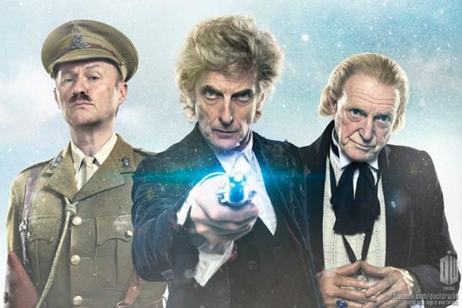 Doctor who épisode de noel s10