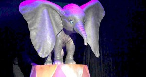 Dumbo first look