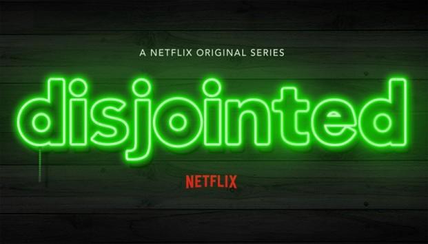 Série été -Disjointed-Netflix