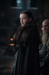Game of Thrones  saison 7 première  - Lyanna Mormont