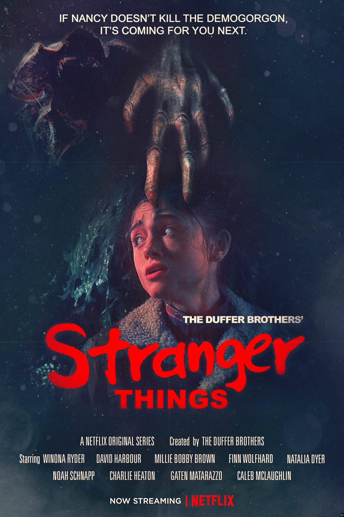 stranger-things-saison-2-affiche-griffe-de-la-nuit