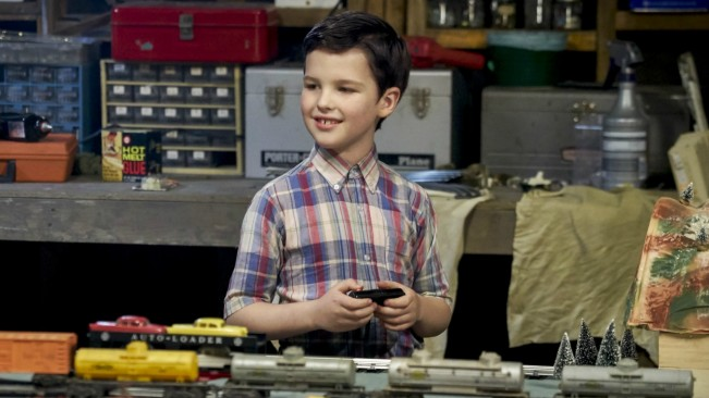 Young sheldon critique brain damaged image 3