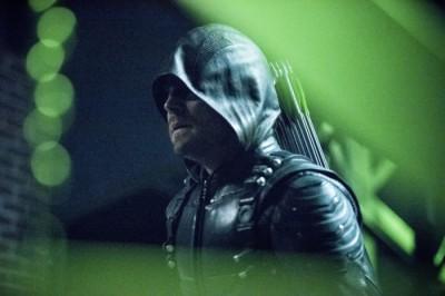 Arrow saison 6 - Photos Fallout