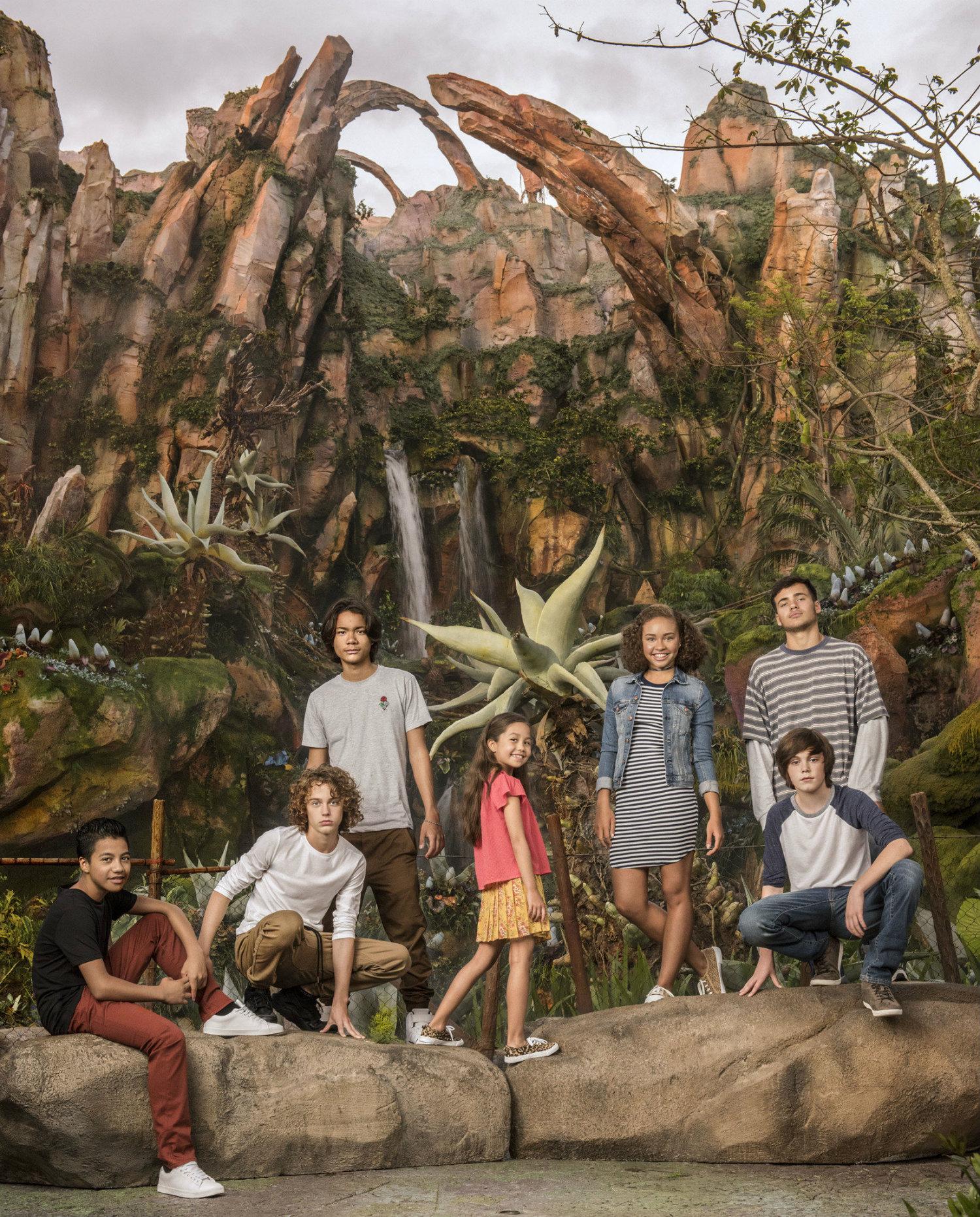 Avatar 2 : La Jeune Génération D'acteurs Dévoilée En