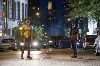 The Flash saison 4 - The Flash Reborn - Images