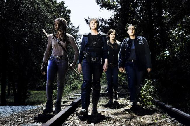 The Walking Dead saison 8 : Nouvelles images