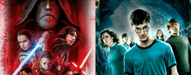 Star wars la franchise d passe harry potter au box office mondial brain damaged - Box office cinema mondial ...