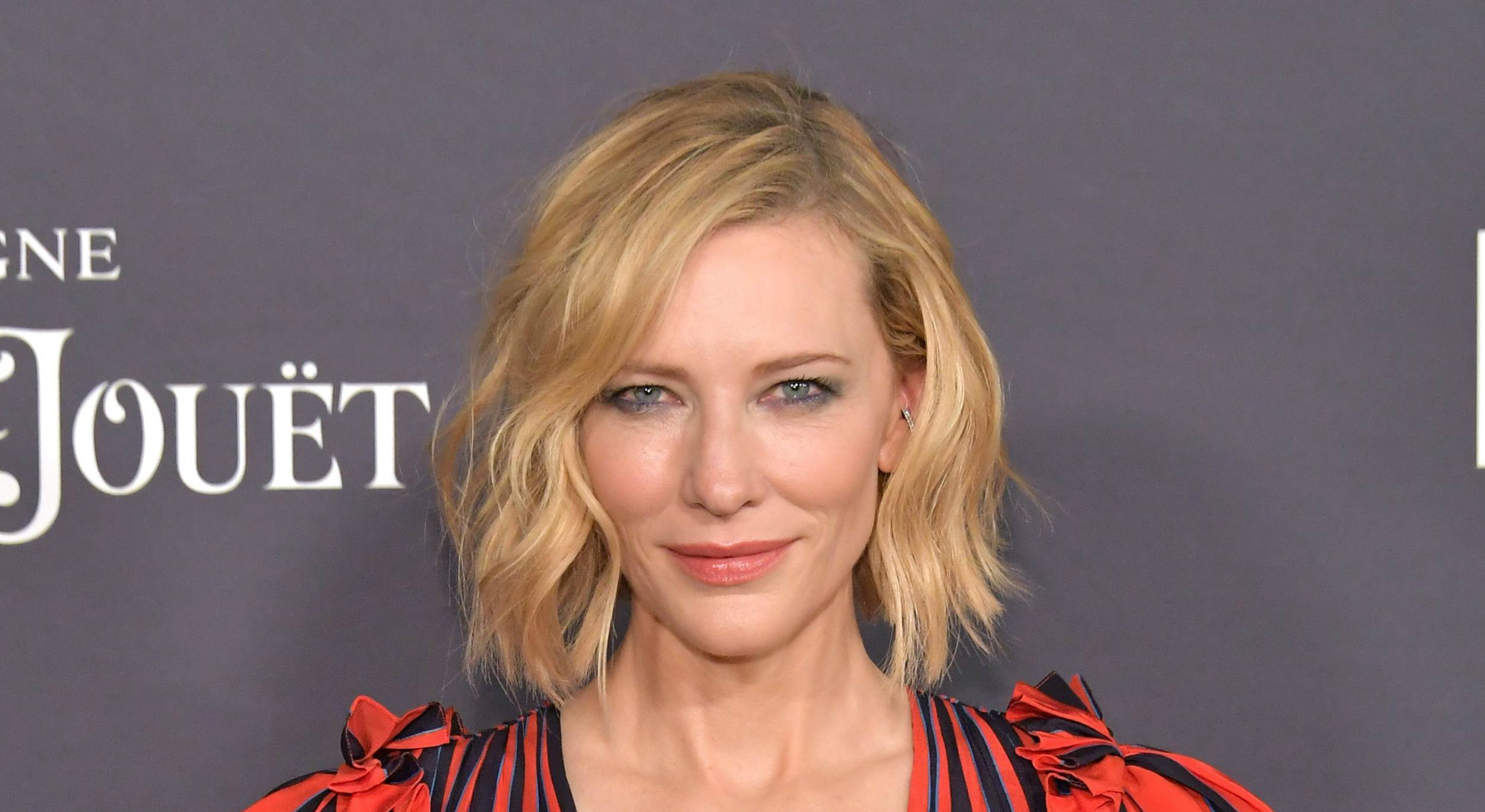 Cate Blanchett Jeux Video