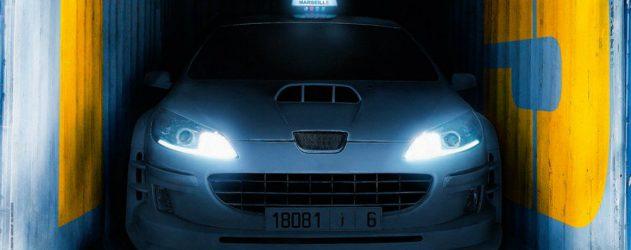 taxi 5 affiche teaser avant la bande annonce brain damaged. Black Bedroom Furniture Sets. Home Design Ideas