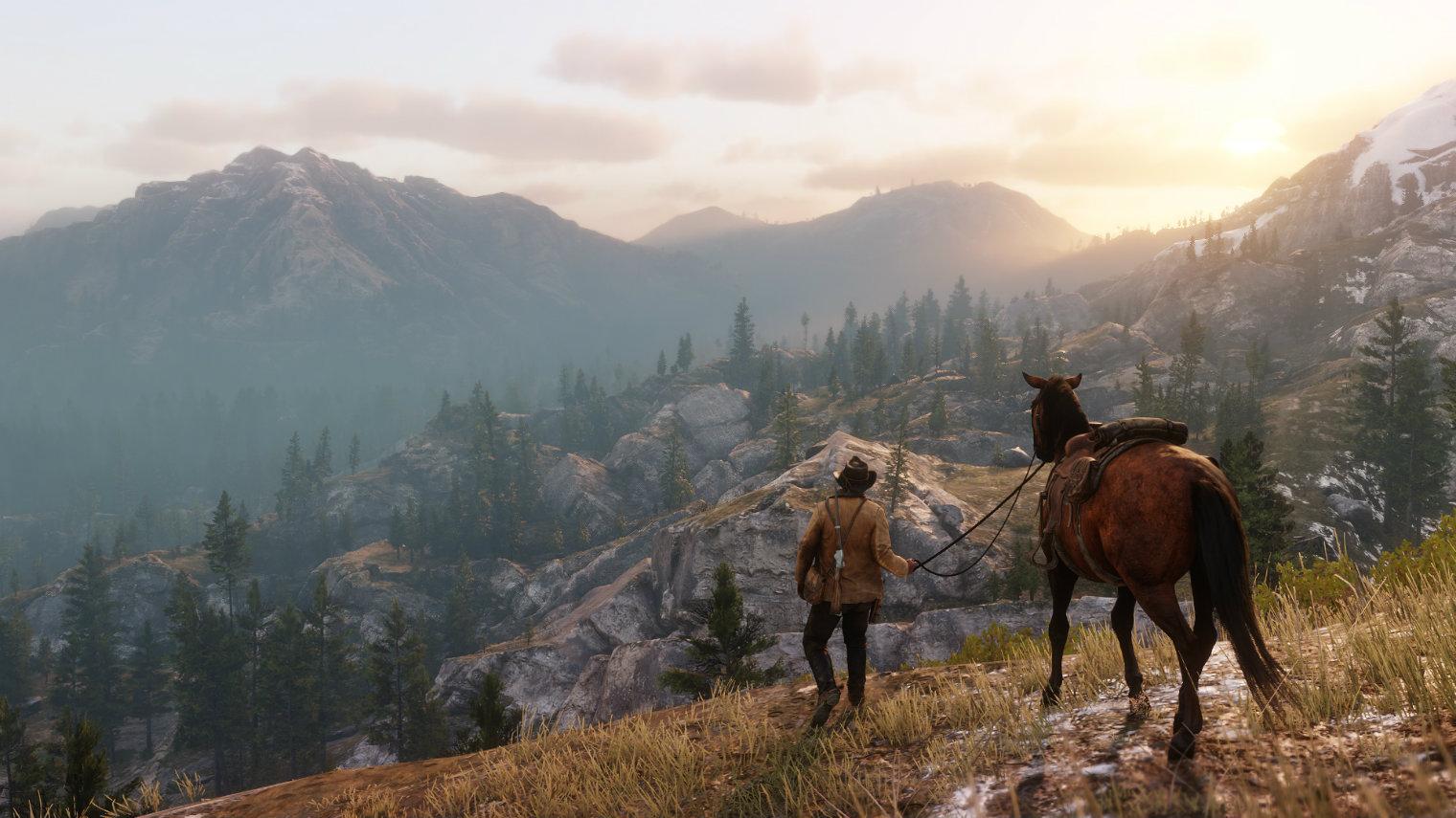 Red Dead Redemption 2 trouve une fenêtre de sortie