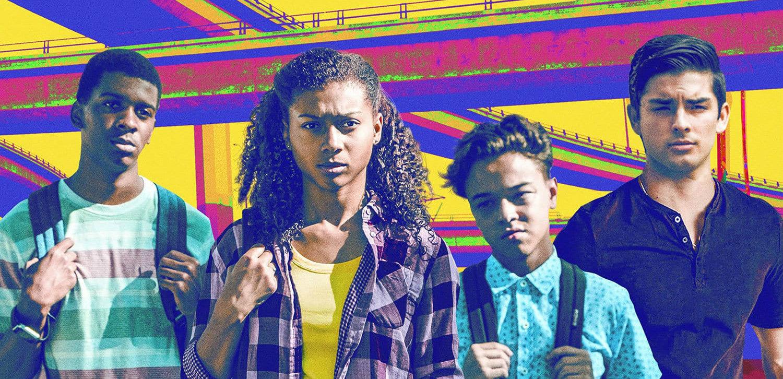 aa93e7aa687ffe On My Block   Une série Netflix drôle, touchante et pertinente (critique)    Brain Damaged