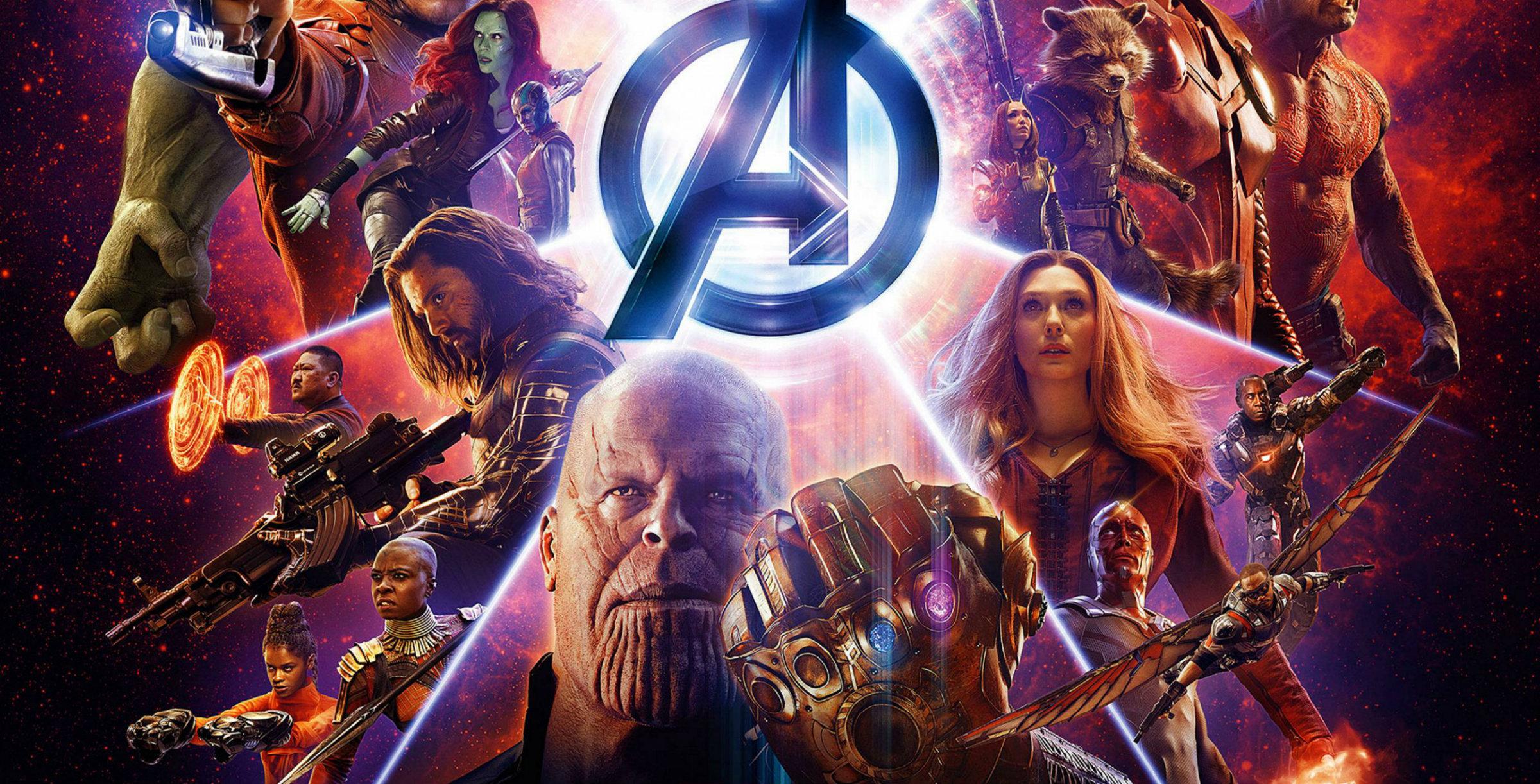 Avengers 3 infinity war deux easter eggs ant man dans l affiche imax brain damaged - Mechant avenger ...
