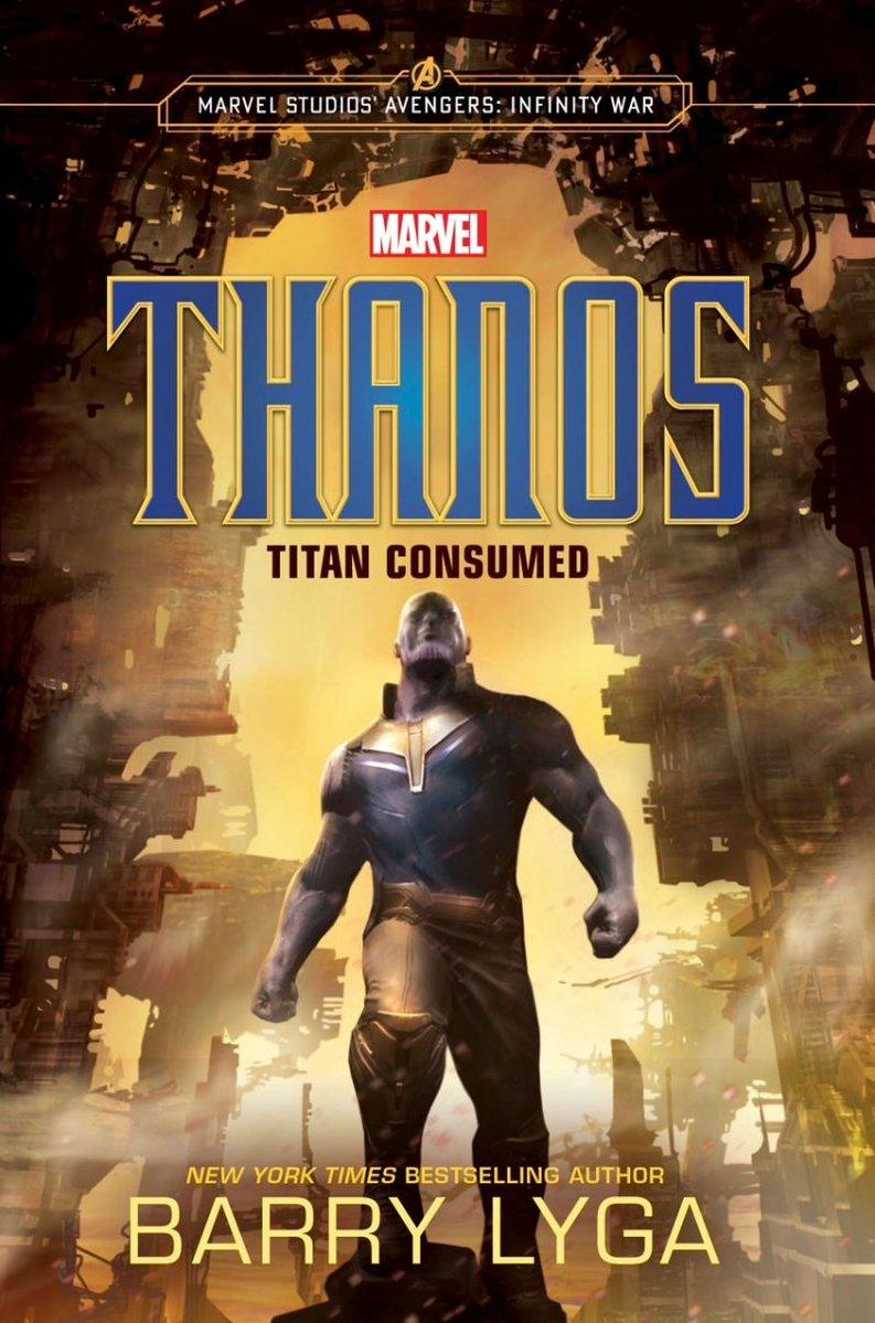 Avengers 3 les origines de thanos racont es en livre brain damaged - Mechant avenger ...