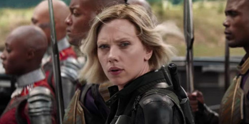 Black Widow : Détails de personnages révélés ?