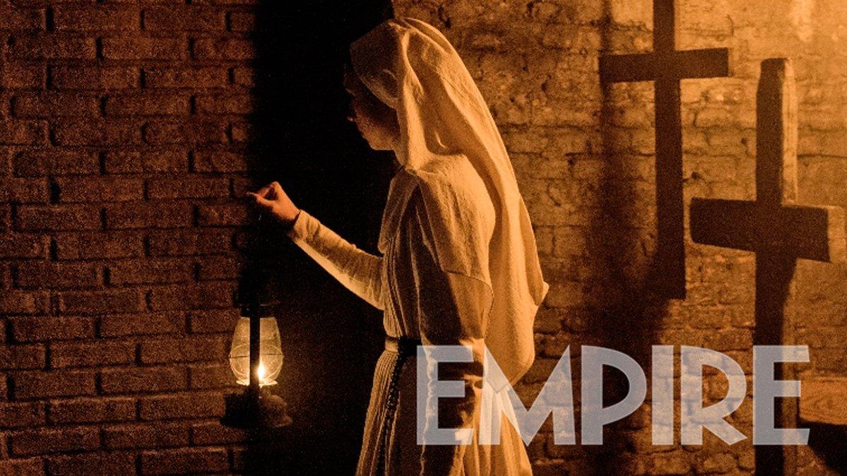 1er trailer pour La Nonne - avant The Conjuring, avant Annabelle…