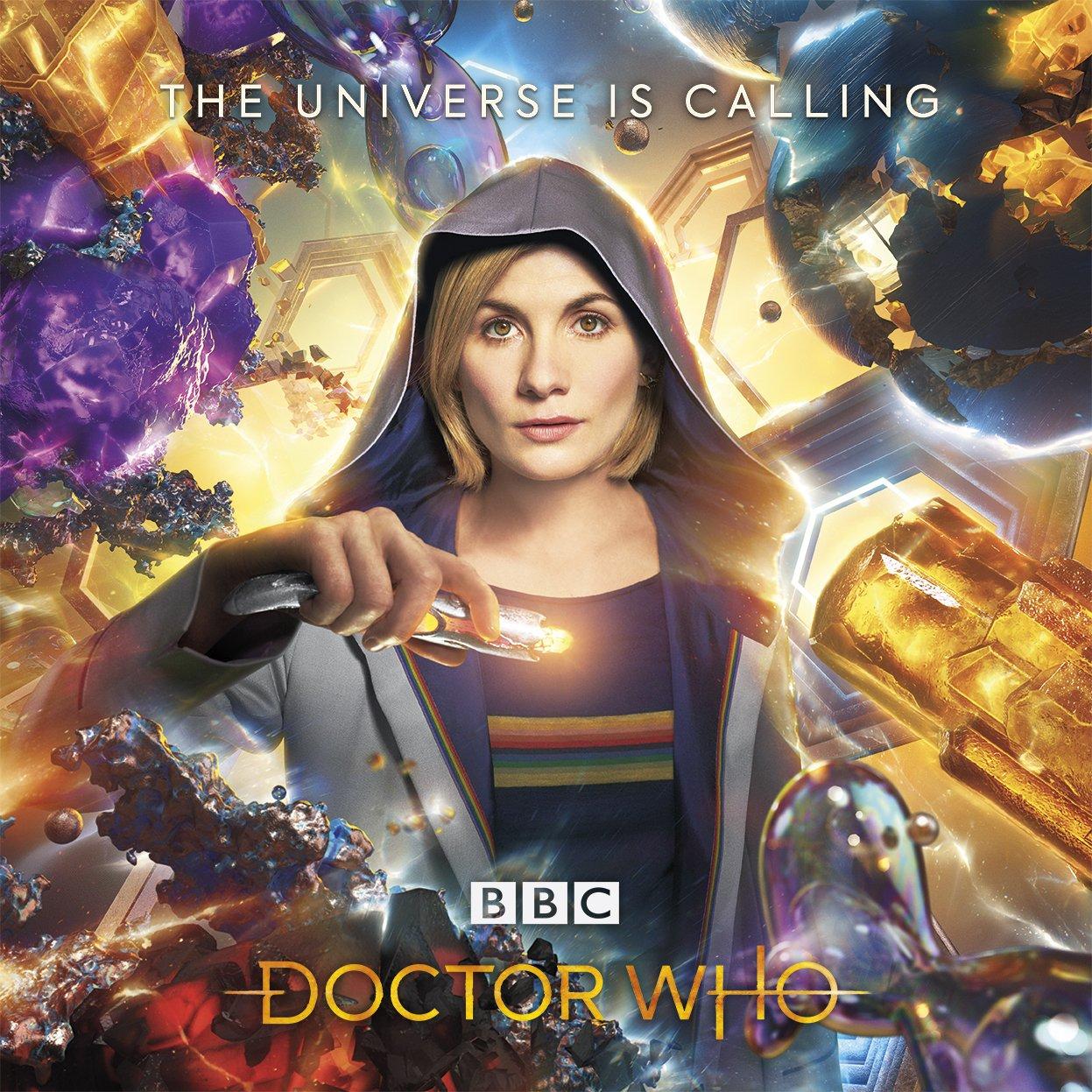 La bande-annonce de la saison 11 est enfin là — Doctor Who