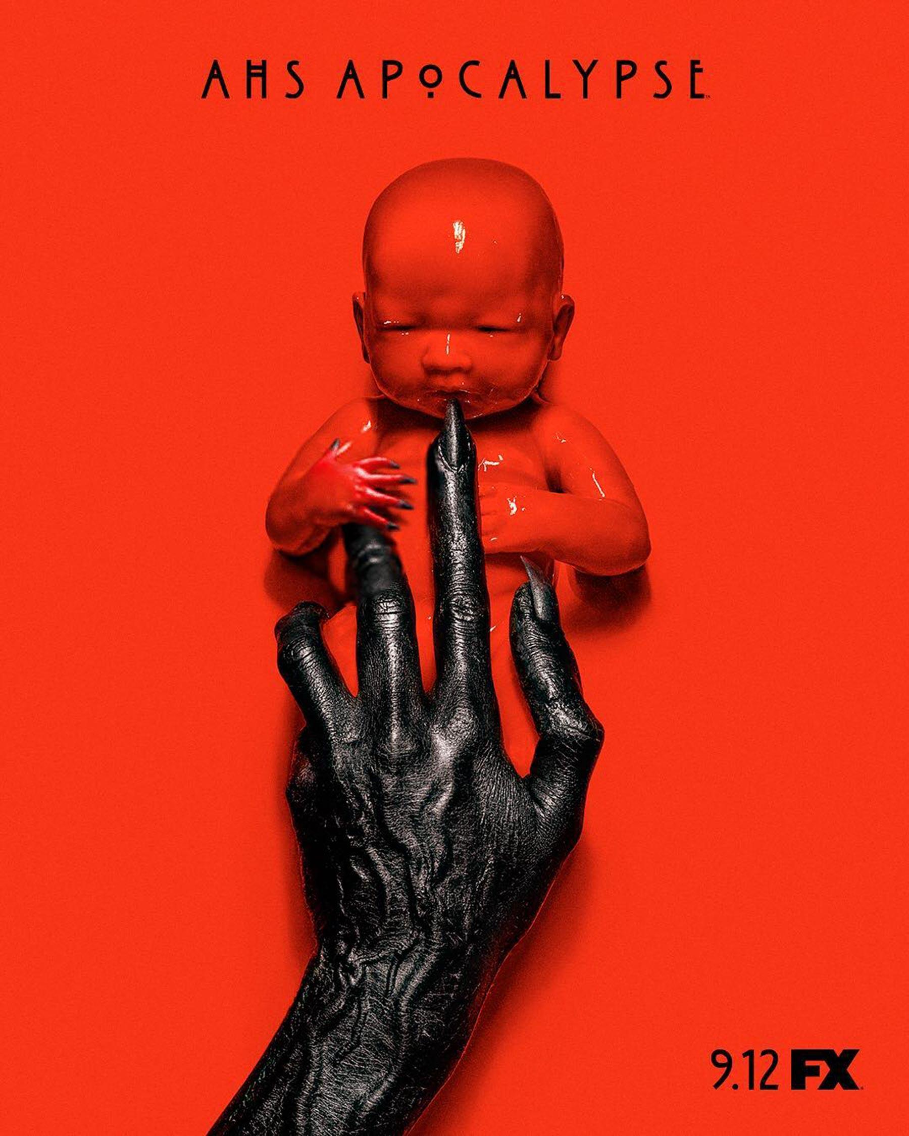 Nouvelle bande-annonce pour American Horror Story 8