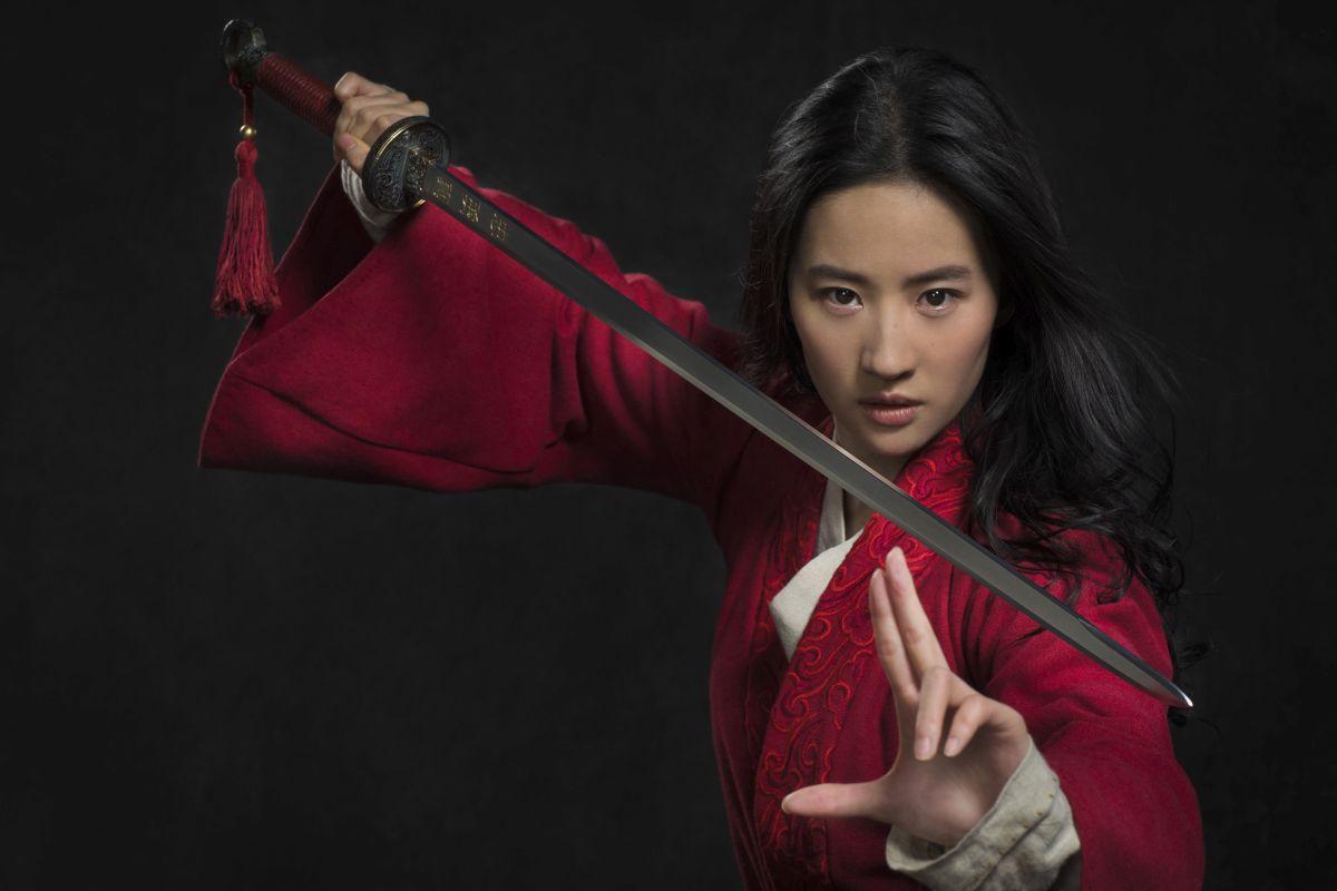 Disney a dévoilé une première photo de son film Mulan